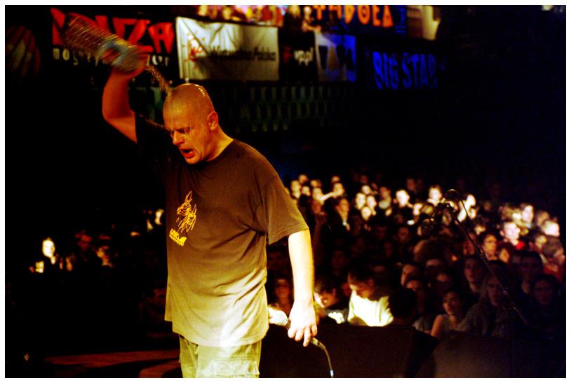 Kazik 30.10.2003 Warszawa Stodoła
