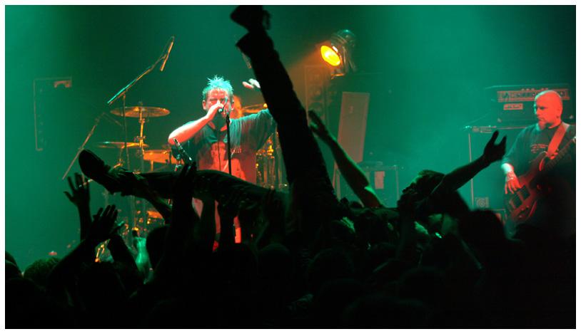 Kult 03.10.2004 Londyn Astoria