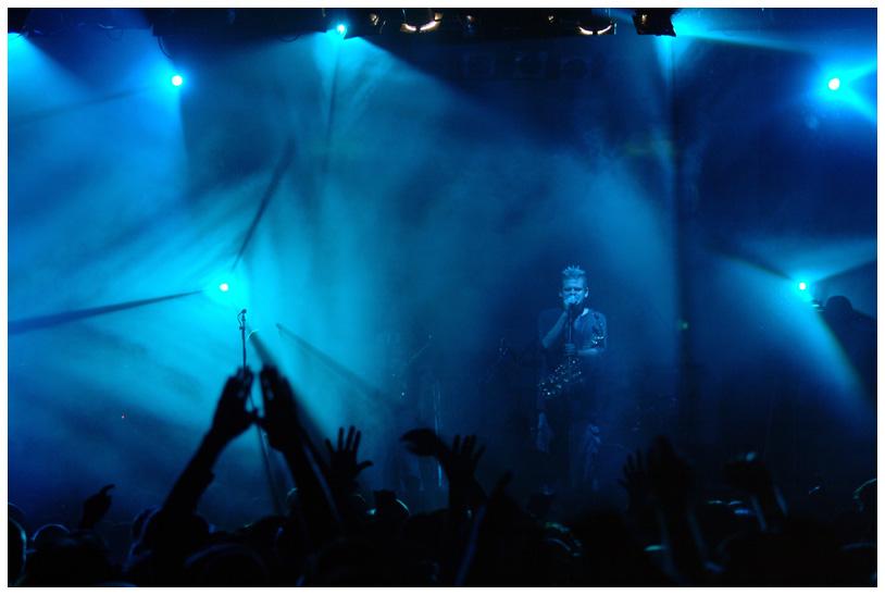 Kazik 20.10.2004 Warszawa Stodoła