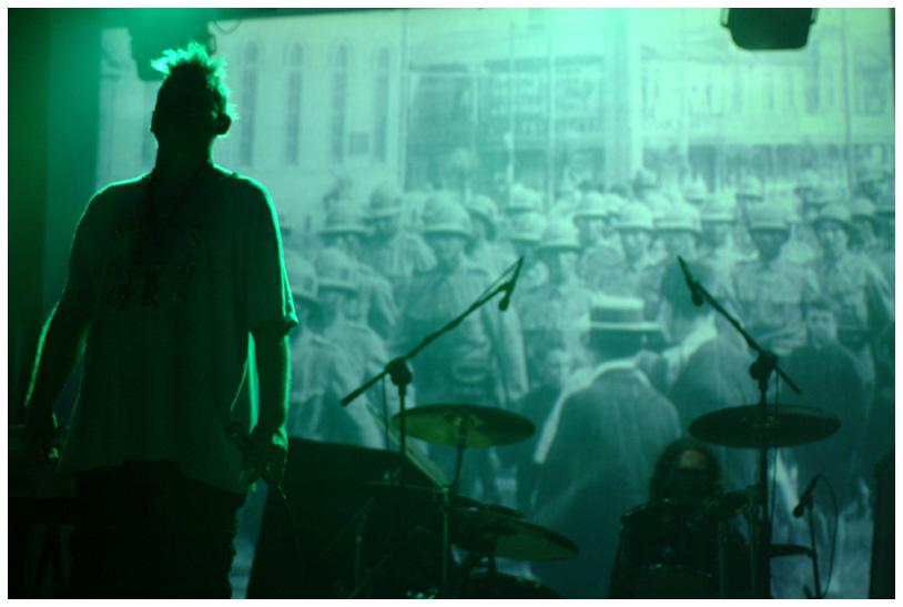 Kazik 21.10.2004 Warszawa Stodoła