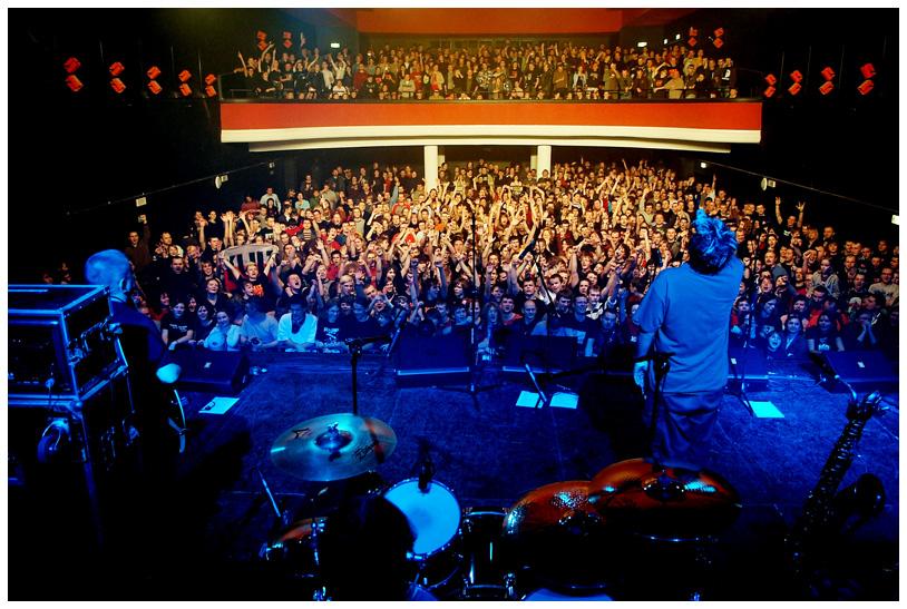 Kult 18.01.2007 Warszawa Palladium