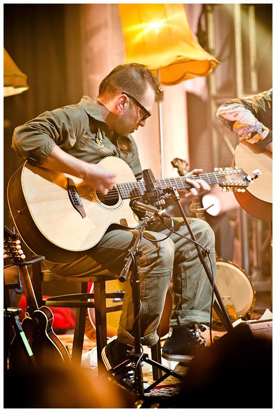 Wojtek Jabłoński 22.09.2010 Warszawa Och-Teatr KULT MTV Unplugged