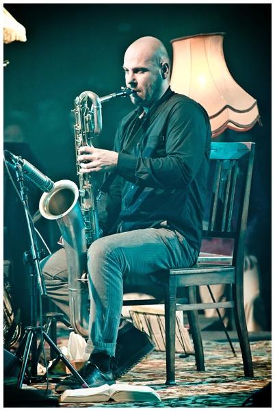 Tomek Glazik 22.09.2010 Warszawa Och-Teatr KULT MTV Unplugged